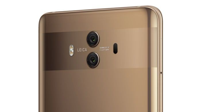 Huawei Mate 10 y Huawei Mate 10 Pro se han presentado oficialmente
