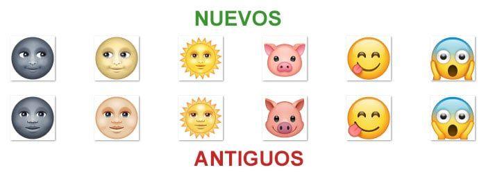 whatsapp nuevos emojis