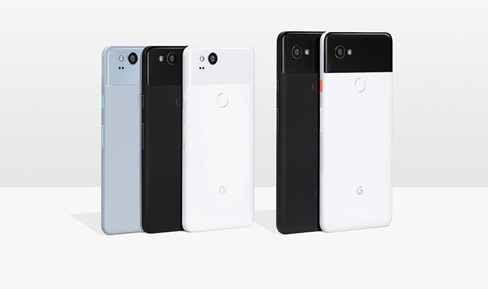 imagen google pixel 2 y 2 xl