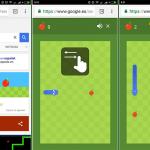 El Clásico juego de la Serpiente de Nokia gracias a Google sin descargas