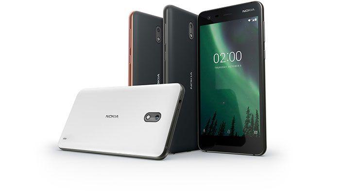 Nokia 2 se ha presentado oficialmente