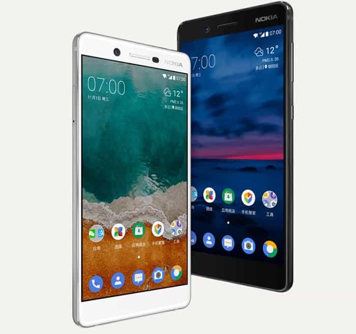 imagen nuevo Nokia 7