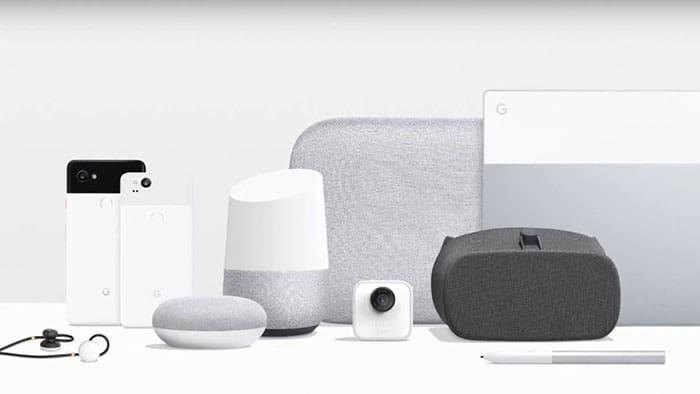 Todos los nuevos dispositivos que Google ha presentado