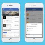 Facebook nos permitirá pedir comida desde la propia aplicación