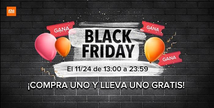 imagen Xiaomi Black Friday