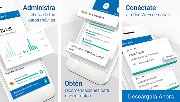 imagen Datally para Android