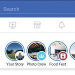 Facebook introduce las Historias dentro de Eventos y Grupos