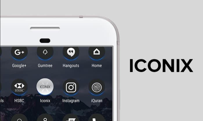 imagen Iconix – Icon Pack