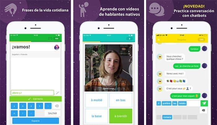 imagen imagen aplicaciones iphone para aprender ingles