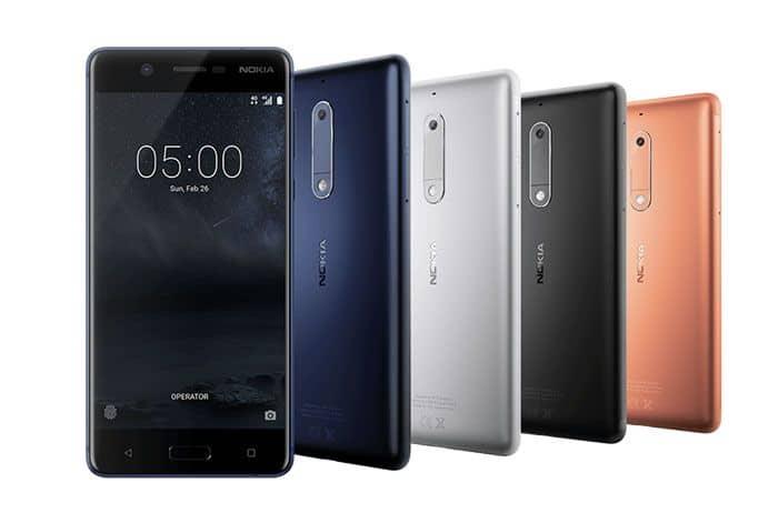 imagen Nokia 5