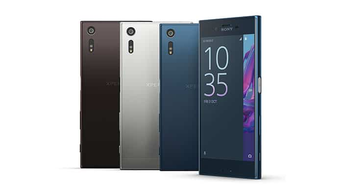 imagen Sony Xperia XZ