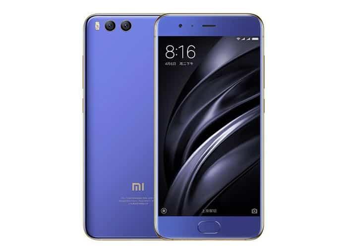imagen Xiaomi Mi 6