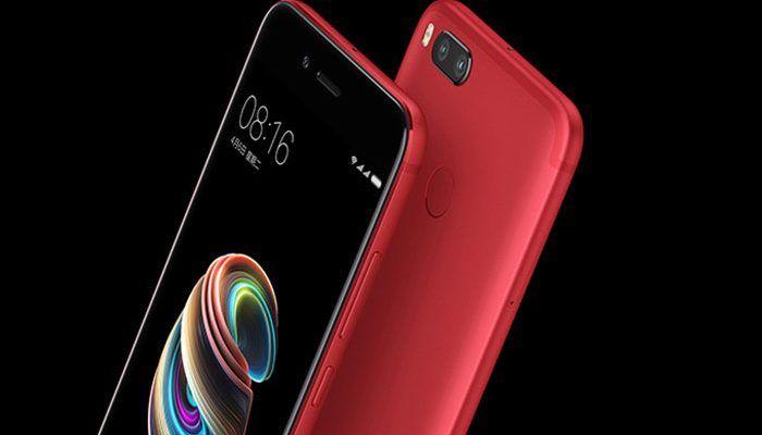 Xiaomi Mi A1 Red Edition es la mejor versión del Xiaomi Mi A1