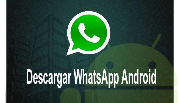 Descargar WhatsApp Messenger para Android Gratis