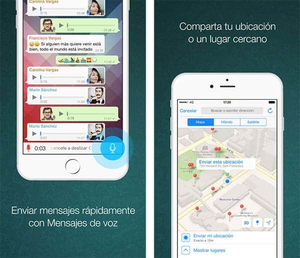 descargar whatsapp messenger gratis para iphone 4s