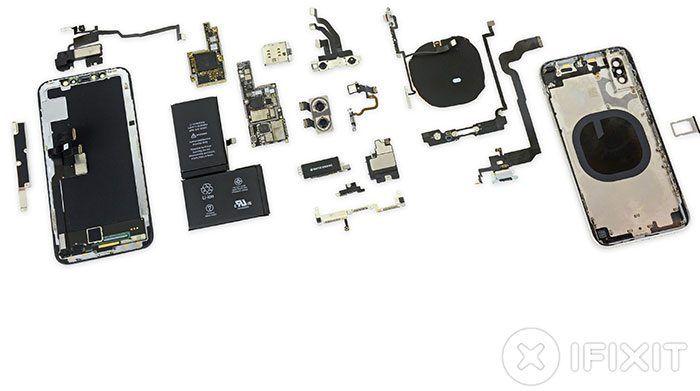 El precio de los componentes del iPhone X sería de 358 dólares