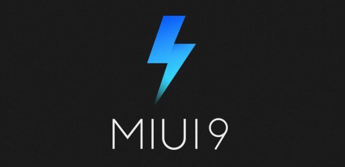 Xiaomi: MIUI 9 en la primera semana de noviembre