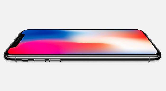 iPhone X: la mejor pantalla jamás vista en un smartphone