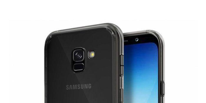 Samsung Galaxy A8+ es cazado en su primer vídeo
