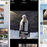 Telegram añade Fotos Agrupadas, además de mensajes guardados y anclados