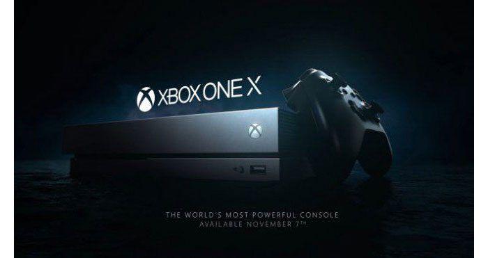 Lista completa de todos los juegos compatibles con Xbox One X
