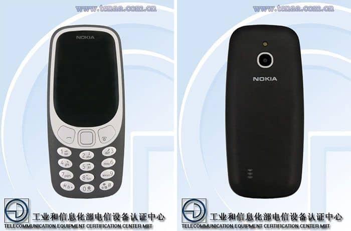 imagen Nokia 3310