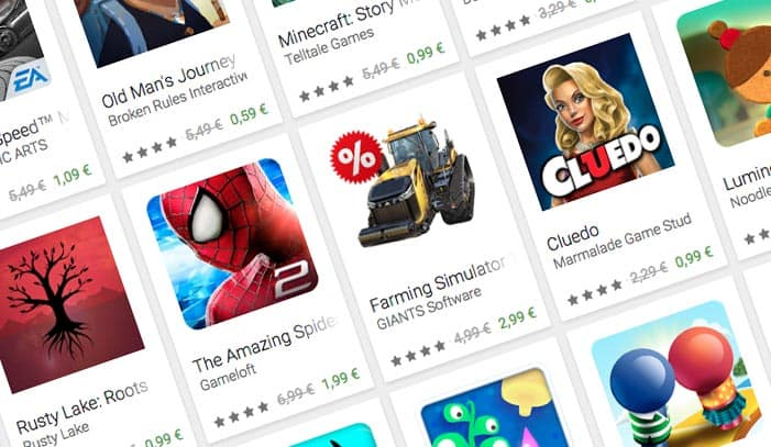 imagen ofertas navidad juegos android