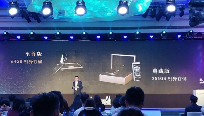 imagen Samsung W2018 presentacion