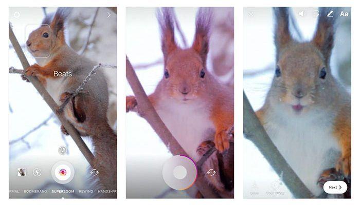Instagram Stories estrena nuevos filtros de lo más interesantes