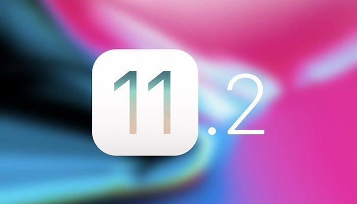 Apple lanza iOS 11.2 para todos, resuelve el Data-Bug (actualización recomendada)