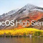 Apple lanza macOS High Sierra 10.13.2