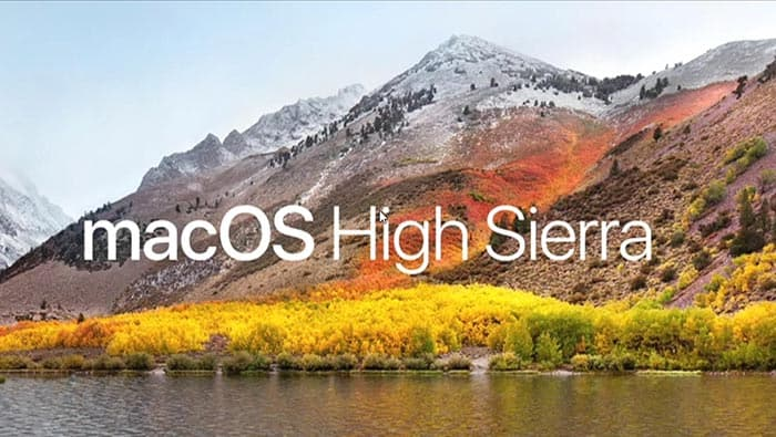 imagen macOS High Sierra