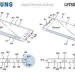 Samsung ha patentado un smartphone con pantalla envolvente