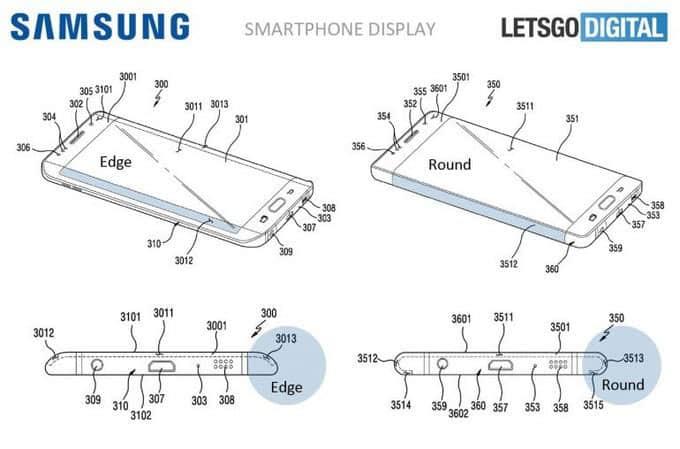 imagen Samsung pantalla envolvente