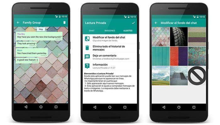 Leer mensajes de Whatsapp sin que aparezca el doble check azul