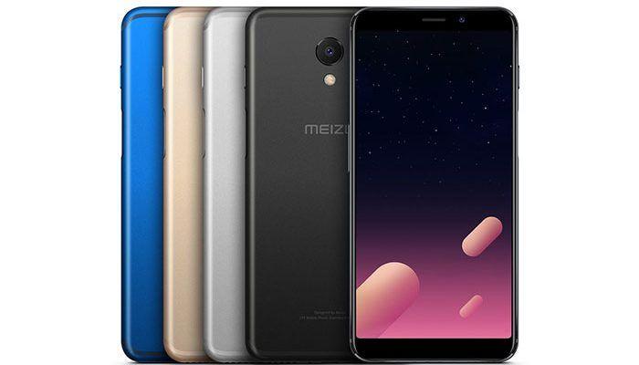 Meizu M6s se ha presentado oficialmente a todo el mundo