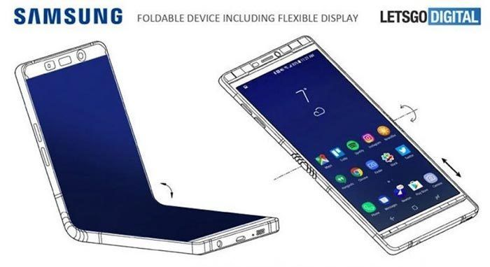 Samsung Galaxy X: Prototipo casi completo en el CES