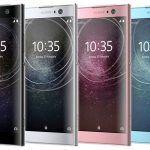 Sony Xperia XA2, XA2 Ultra y L2 se hacen oficiales en el CES 2018