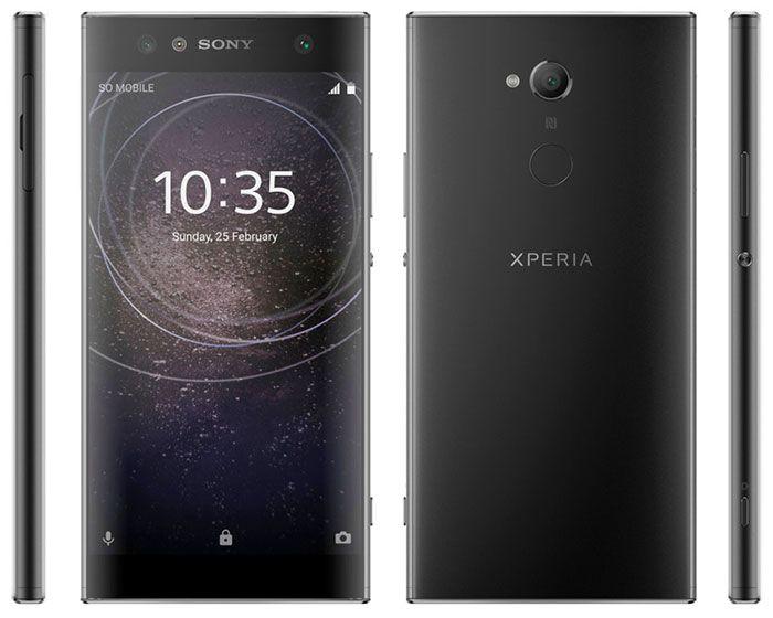 imagen Sony Xperia XA2 Ultra