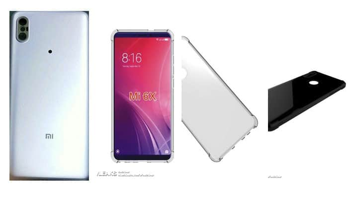 imagen Xiaomi Mi 6X