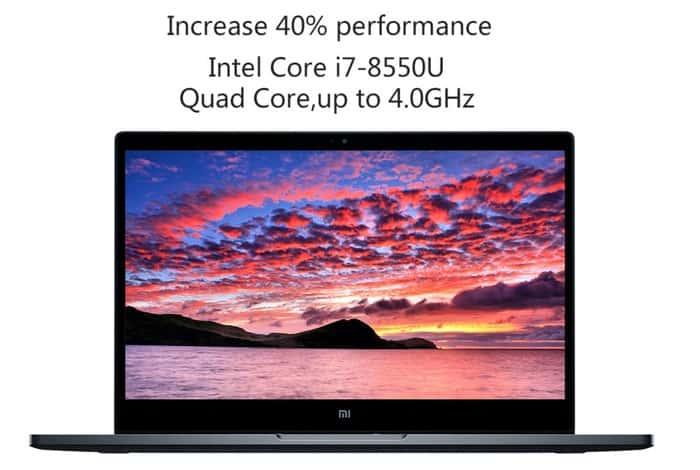 imagen Xiaomi Mi Notebook Air