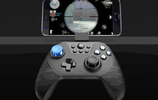 Xiaomi Mijia X8Pro: gamepad bluetooth para Android, iOS, PC y Mac