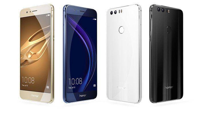 Honor 8 no puede recibir Android Oreo debido a limitaciones de hardware y software