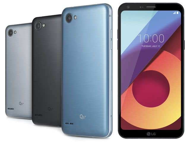 imagen LG Q6 Plus