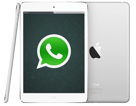 imagen whatsapp para tablets android y ipad