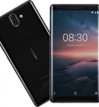 imagen Nokia 8 Sirocco