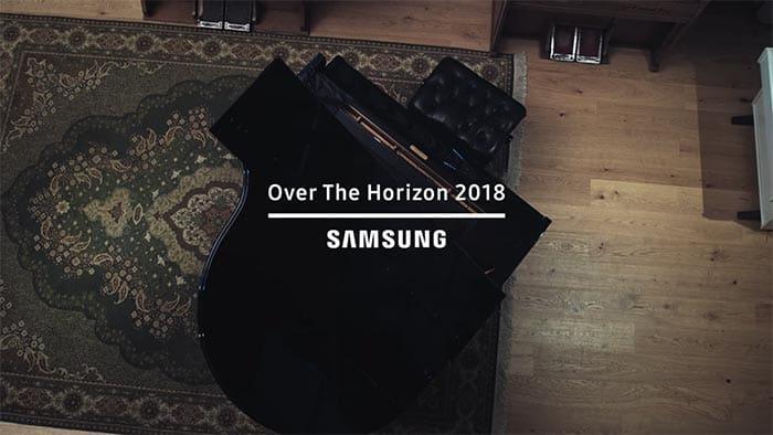 imagen Samsung Galaxy S9 y su tono de llamada