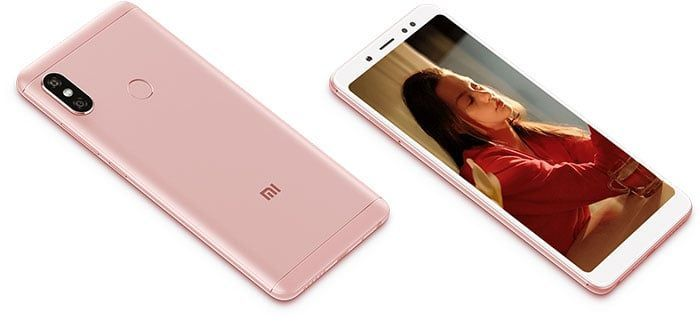 Xiaomi Redmi Note 5 AI Dual Camera