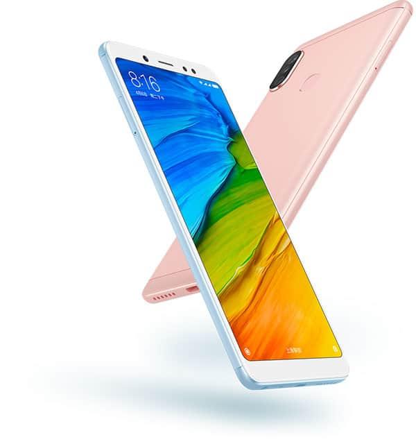 imagen Xiaomi Redmi Note 5 AI Dual Camera