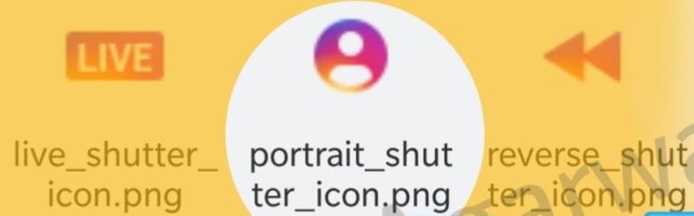 imagen Instagram modo retrato